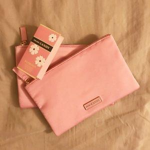 Prada Candy Cosmetic Bags + Sample